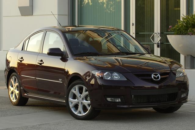 2008 Mazda Mazda3 I 4dr Car Slide 0