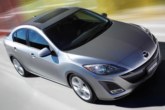 2010 Mazda Mazda3 I TOURING 4dr Car Slide 0