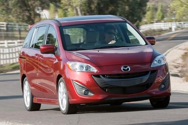 2012 Mazda Mazda5 GRAND TOURING Grand Touring 4dr Mini-Van Asheboro NC