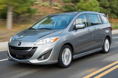 2013 Mazda Mazda5 SPORT Minivan Fayetteville NC