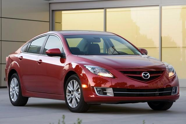 2009 Mazda Mazda6 I SPORT 4dr Car Slide 0