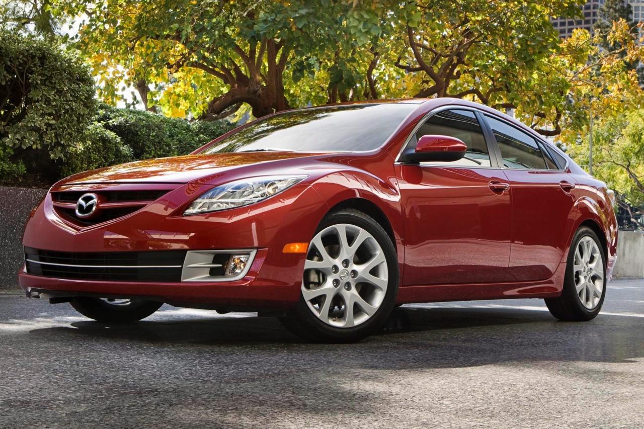 2010 Mazda Mazda6 I GRAND TOURING 4dr Car Slide 0