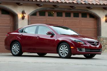 2012 Mazda Mazda6 I TOURING Slide