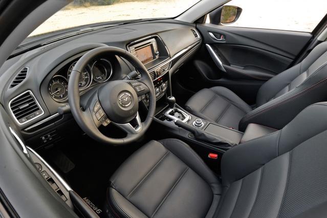 2014 Mazda Mazda6 I GRAND TOURING 4dr Car Hillsborough NC
