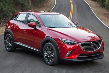 2016 Mazda MAZDA CX-3 GRAND TOURING SUV Apex NC