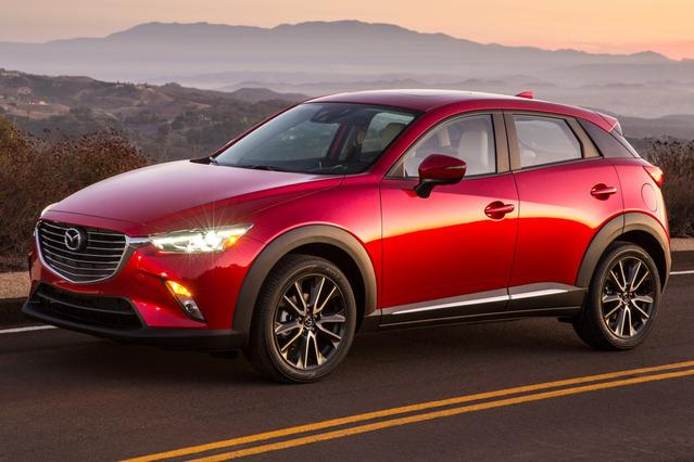2016 Mazda MAZDA CX-3 TOURING Slide 0
