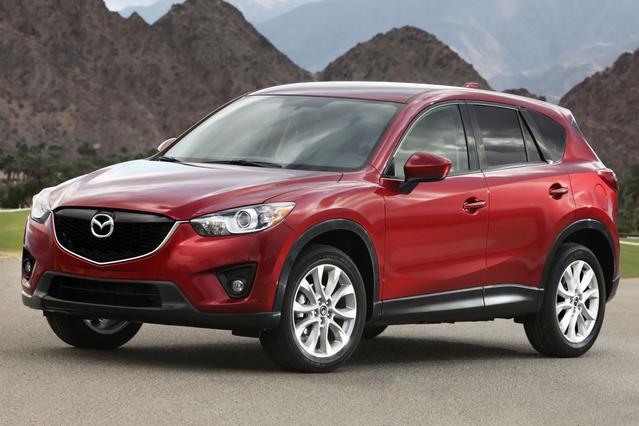 2013 Mazda Mazda CX-5 TOURING SUV Slide 0