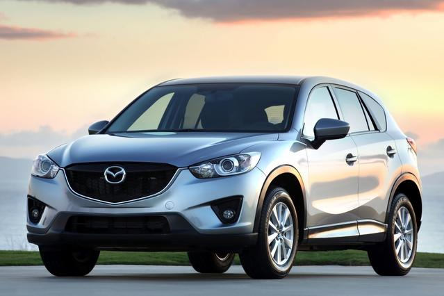 2014 Mazda Mazda CX-5 GRAND TOURING Slide 0