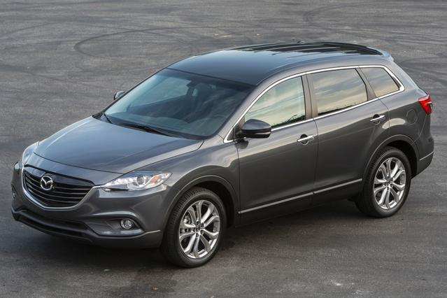 2015 Mazda Cx-9 GRAND TOURING Sport Utility Slide 0