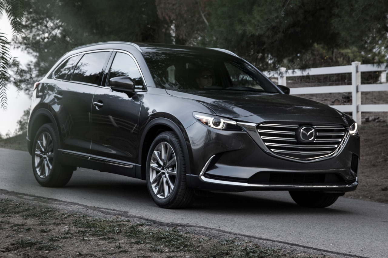 2016 Mazda MAZDA CX-9 GRAND TOURING SUV Slide 0