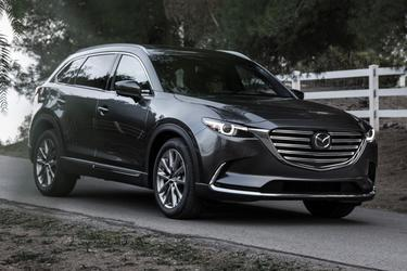 2016 Mazda Mazda CX-9 GRAND TOURING AWD Grand Touring 4dr SUV Green Brook NJ