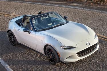2016 Mazda Mazda MX-5 Miata SPORT Convertible Merriam KS