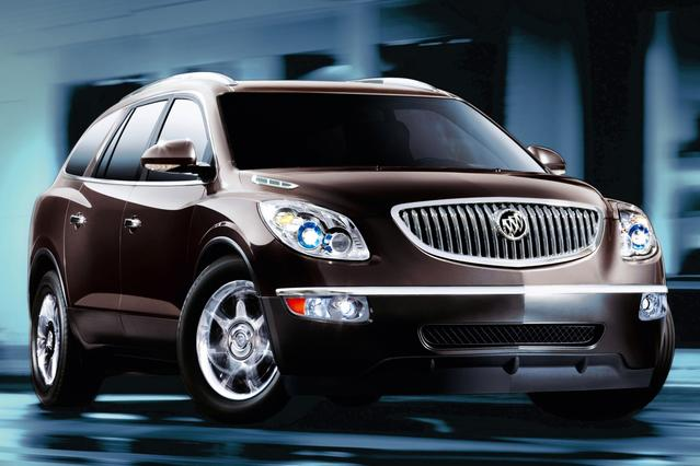 2010 Buick Enclave CXL Sport Utility Slide 0