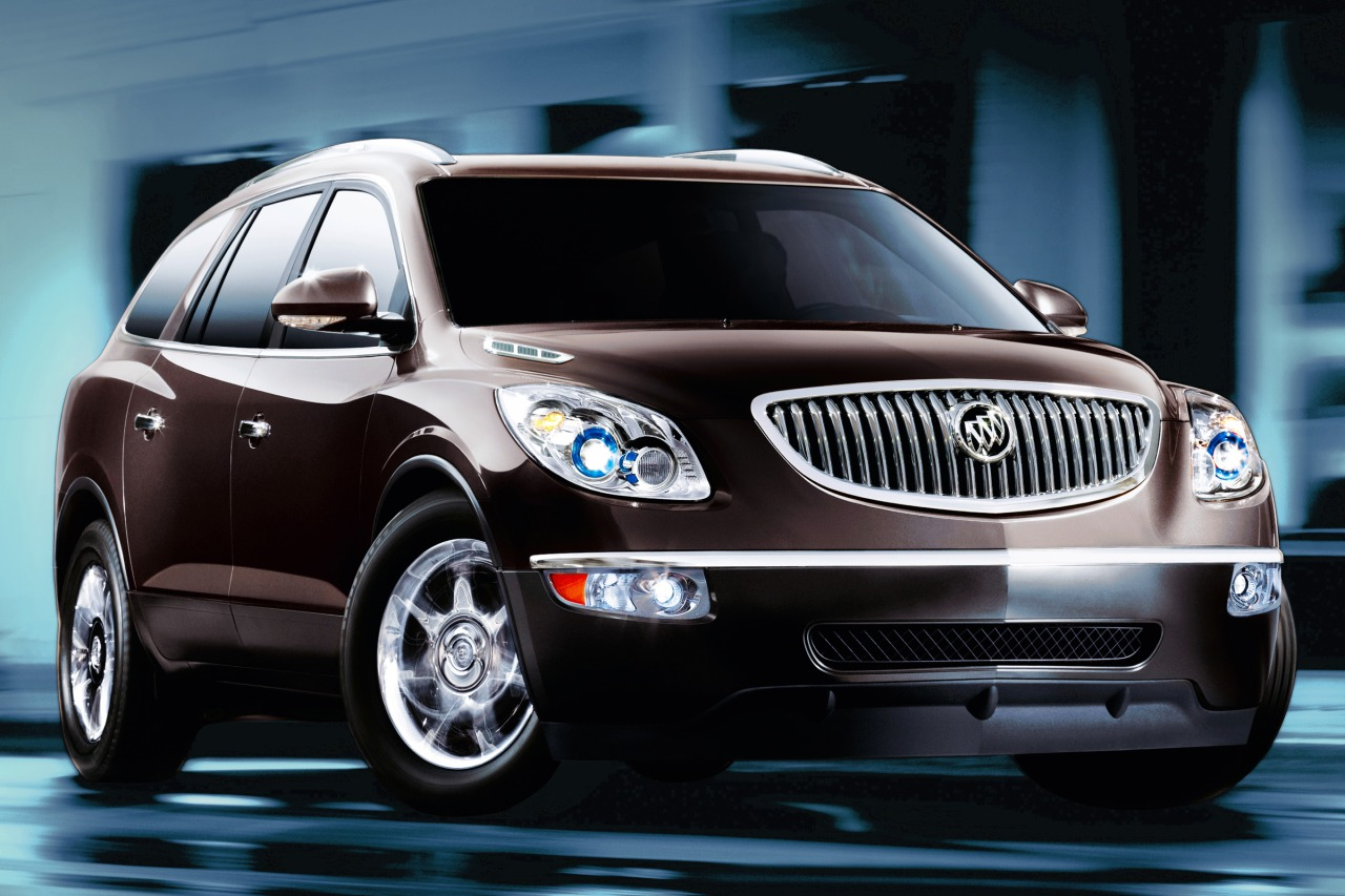 2010 Buick Enclave CXL W/2XL SUV Slide 0