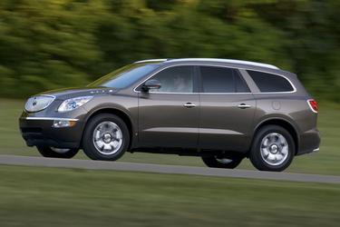 2012 Buick Enclave PREMIUM SUV Apex NC