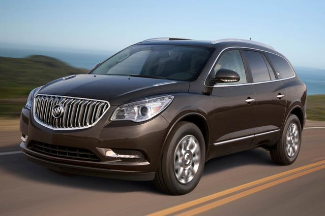 2016 Buick Enclave LEATHER GROUP SUV Slide 0