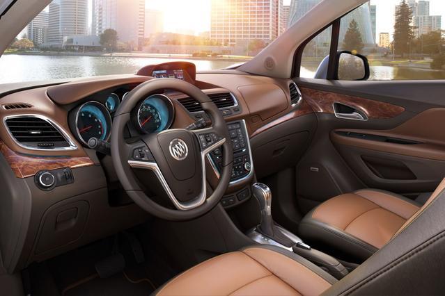 2013 Buick Encore PREMIUM SUV Hillsborough NC