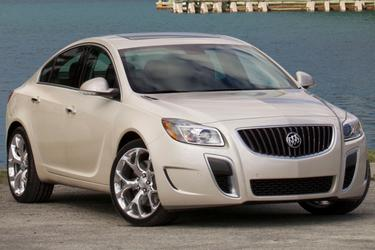 2012 Buick Regal GS Sedan Merriam KS