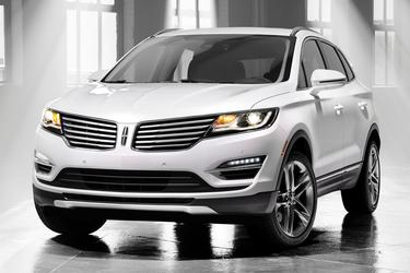 2016 Lincoln MKC Chapel Hill NC
