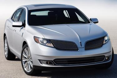 2013 Lincoln MKS ECOBOOST 4dr Car Cary NC