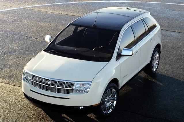2007 Lincoln MKX Slide 0