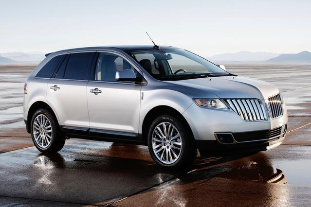 2013 Lincoln MKX  Station Wagon Slide 0