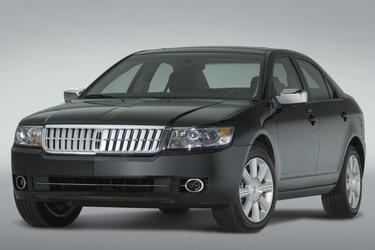 2007 Lincoln MKZ 4DR SDN FWD Sedan Merriam KS