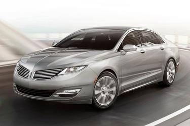 2015 Lincoln MKZ 4DR SDN FWD Sedan Merriam KS