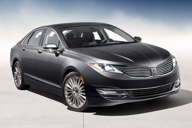 2016 Lincoln MKZ BASE Slide