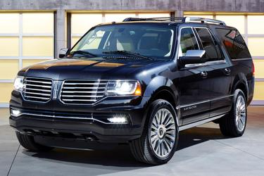 2015 Lincoln Navigator L Sport Utility Rocky Mount NC