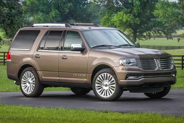 2016 Lincoln Navigator SELECT SUV Slide 0