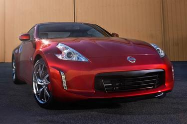 2013 Nissan 370Z TOURING Coupe Apex NC