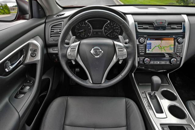 Pre Owned Nissan Altima in Henrico VA