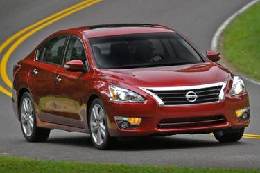 2015 Nissan Altima 3.5 SL 3.5 SL 4dr Sedan Red Bank NJ