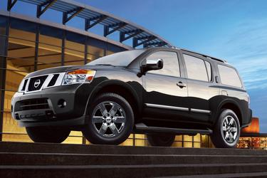 2014 Nissan Armada PLATINUM SUV Merriam KS