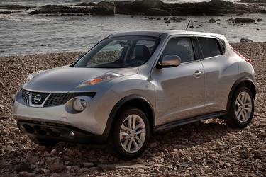 2014 Nissan JUKE S SUV Merriam KS