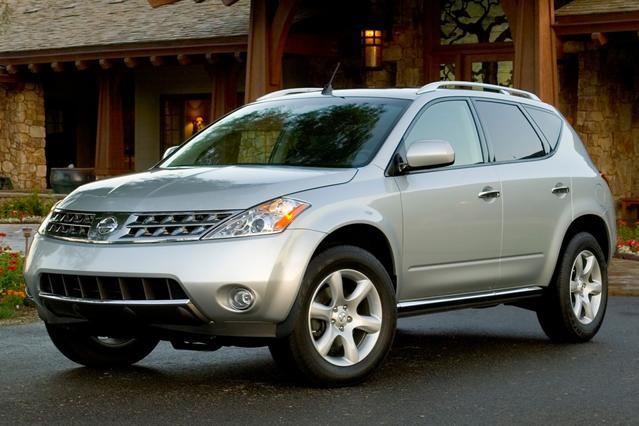 2007 Nissan Murano SE Sport Utility Winston-Salem NC