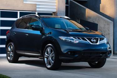 2014 Nissan Murano SL SUV Apex NC
