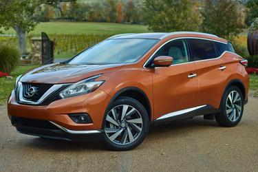 2016 Nissan Murano S SUV Merriam KS