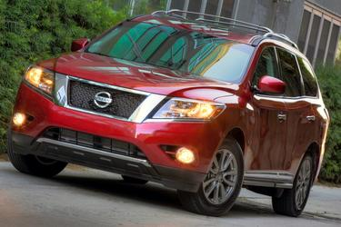 2015 Nissan Pathfinder PLATINUM SUV Merriam KS