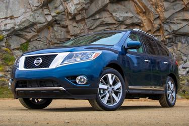 2016 Nissan Pathfinder 4WD 4DR SV Clinton NC