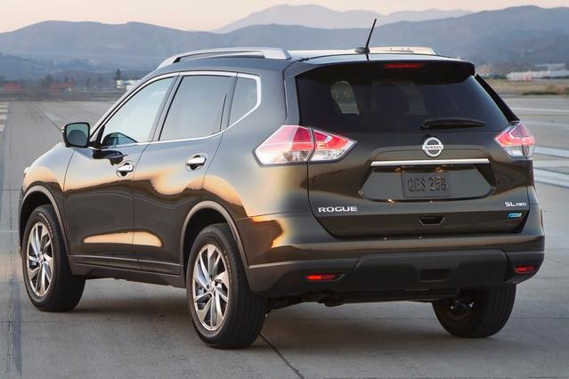 2015 Nissan Rogue SV SUV Hillsborough NC