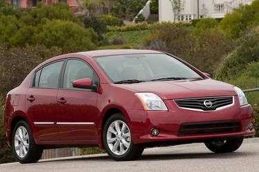2010 Nissan Sentra 2.0 S Sedan Wilmington NC