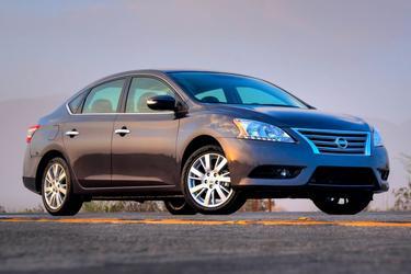 2014 Nissan Sentra 4DR SDN I4 CVT S  NC