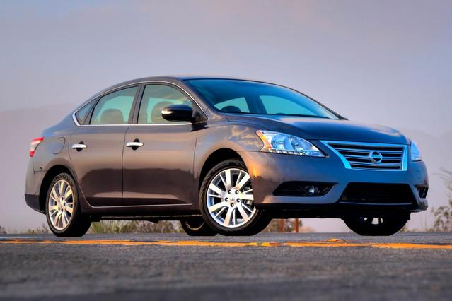 2014 Nissan Sentra S 4dr Car Hillsborough NC