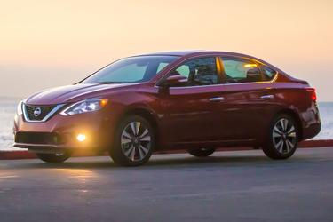 2016 Nissan Sentra SR Sedan Slide