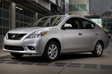2012 Nissan Versa 1.6 SL Rocky Mount NC