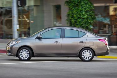 2014 Nissan Versa S Sedan North Charleston SC