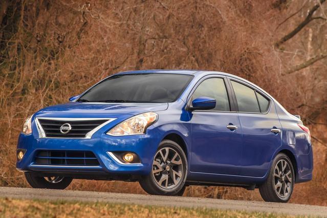 2015 Nissan Versa 1.6 S Greensboro NC