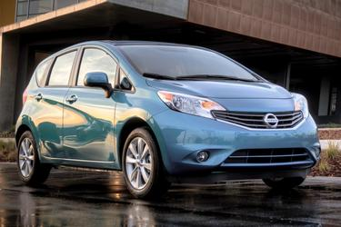 2014 Nissan Versa Note SV Hatchback Merriam KS